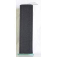 Hamburg filter P50 - black