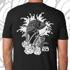 T-Shirt AROWANA SPLASH