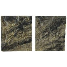 Backgrounds slimline Rock Colorado brown