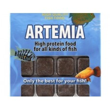 Artemia 100g blister - 24 cube