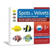 Spots & Velvets - Água Salgada