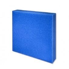 Blue Coarse Filter Foam - 50x50x10cm